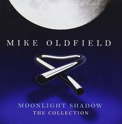 MIKE OLDFIELD - MOONLIGHT SHADOW: THE COLLECTION CD ALBUM (APRIL 22nd)