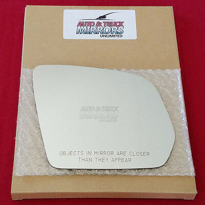 NEW Mirror Glass ADHESIVE MERCEDES-BENZ C CLASS Passenger Right Side RH
