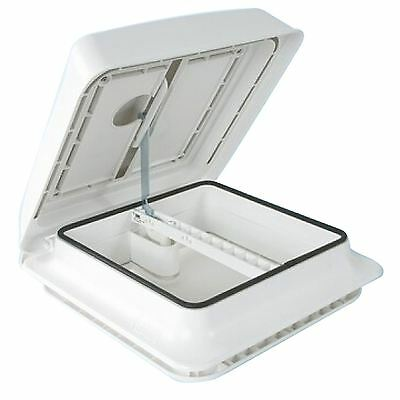 Fiamma Roof Vent 28 White Sky light 280 x 280mm Caravan Motorhome Free Delivery