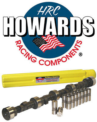 Howards  Cams CL112031-08 SBC Chevy 350 Hydraulic Camshaft Kit Lifters 480/480