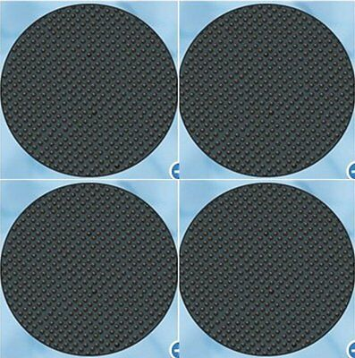 4) Pool Blaster Sun Dot Above Ground Round Swimming Pool Easy Solar Heater Cover