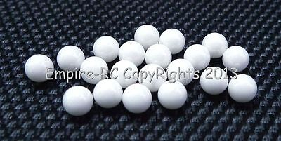 "Ceramic Zirconia Oxide Bearing Ball G5 20 PCS 3.175mm 0.1250/"" 1//8/"" ZrO2"