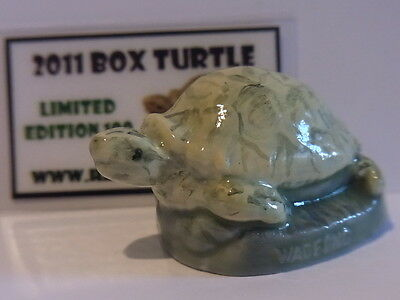 Wade Whimsie BOX TURTLE 1 of only 100 made