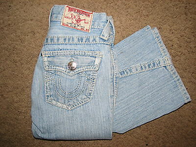 Kids True Religion Joey Big T  jeans size 6 EUC~ADORABLE~