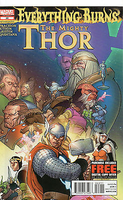 The Mighty Thor #22 (NM)`12 Fraction/ Kitson