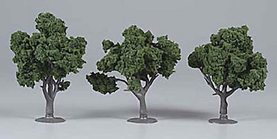 NEW Woodland Scenics Assembled Tree Dark Green 4  TR1508