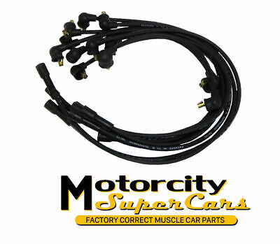 442 W-30- stock packard electric spark plug wires ,350,455  V-8 date coded 1972