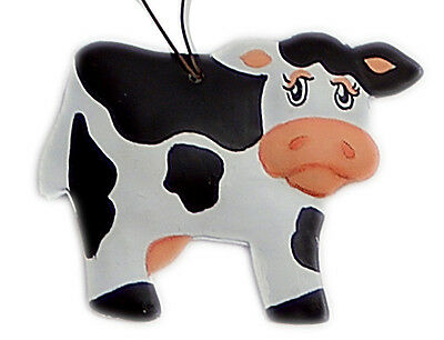 Metal KITCHEN Retro Primitive Country Vintage Sign COW & Asstorted Ornaments