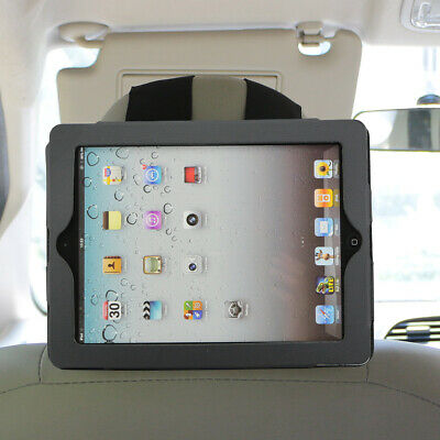 Car Headrest Mount Holder For iPad 2 3 4 Protective Leather Case Mounting Travel