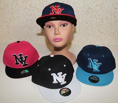 Casquette Visière Plate Homme Femme Hip Hop Fashion NY New York Original Fun !