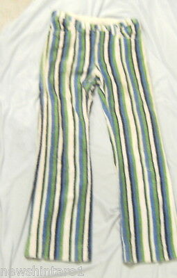 #MM.  ORIGINAL RETRO  1970s AMCO TERRY TOWELLING JEANS