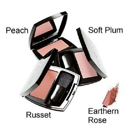 New Avon True Colour Ideal Luminous Blush Blusher Contour Duo Peach Russett Plum