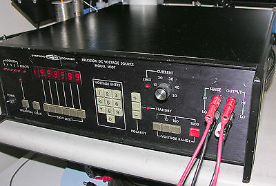 Systron Donner M107 Precision DC Voltage Calibrator, Tested