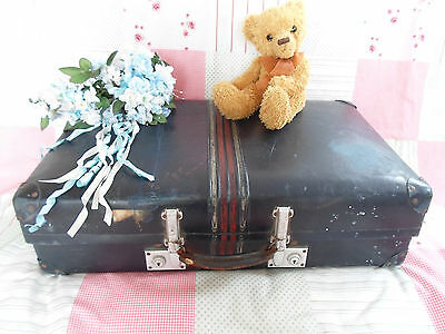 Vintage Revelation Suitcase Great For Trendy Wedding Table Plan Display