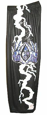 Wcw Wwe Diamond Dallas Page Ring Worn Signed Pants W/proof 5