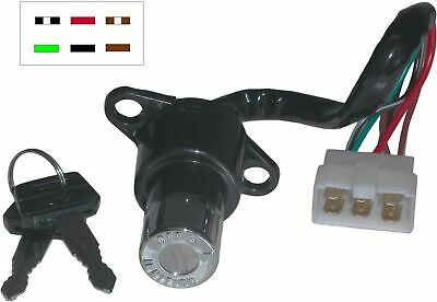 Ignition Switch For Honda CB 250 T 1996 (0250 CC)