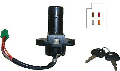 Ignition Switch For Suzuki GSX 1100 EE 1984