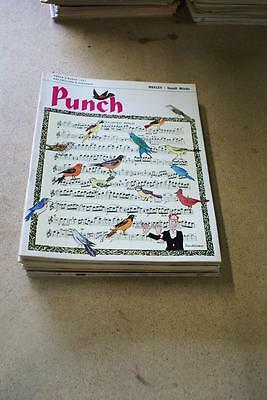 PUNCH ANTIQUE MAGAZINE IDEAL SPECIAL BIRTHDAY 8 March 1967