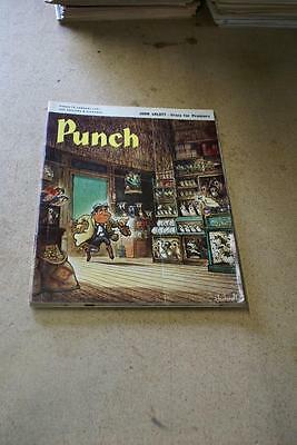 PUNCH ANTIQUE MAGAZINE IDEAL SPECIAL BIRTHDAY 18 January 1967