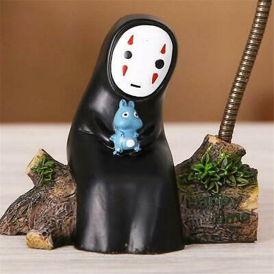 Spirited Away Kaonashi No Face Man Night Light Best Gift Home Decor Craft