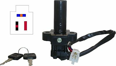 Ignition Switch For Honda NTV 600 M 1991