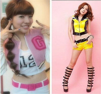 KPOP Girls' Generation SNSD T-shirt gift costume shirt celebrities K-pop suit