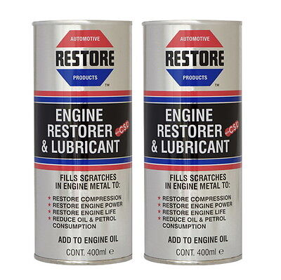New HOW TO REPAIR ANY DIESEL ENGINE WITH AMETECH RESTORE ENGINE RESTORER OIL