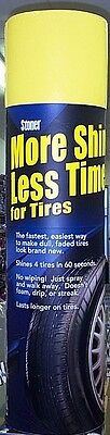 Stoner Tire Shine Inflatable Spray Can  Automotive Advertising Sign