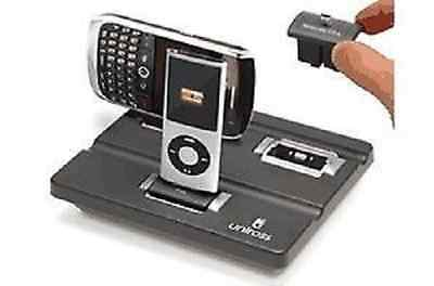 Uniross Universal iDapt Desk Mobile Phone,Ipod Iphone Charger.3 Devices at once
