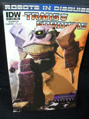 The Transformers: Robots In Disguise #17 Cover A (Idw Comics)