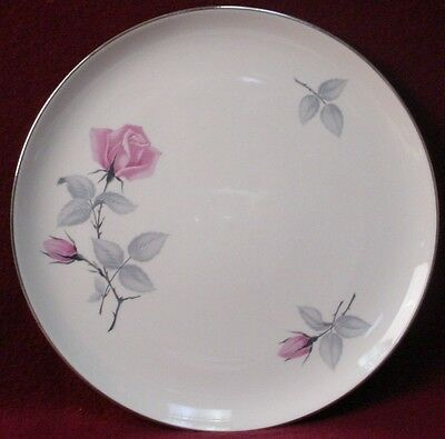 SYRACUSE china BRIDAL ROSE pattern DINNER PLATE