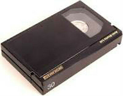 6 (Six)  BETA VIDEO TAPES TRANSFERRED TO DVD ~ Transfer / Copy Service