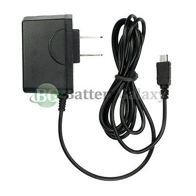 20 Micro USB Battery Travel Home Wall Charger For Android Cell Phone 400+SOLD