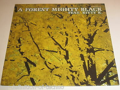 A Forest Mighty Black feat. Kitty K., High Hopes / Tides (Compost Records 013)