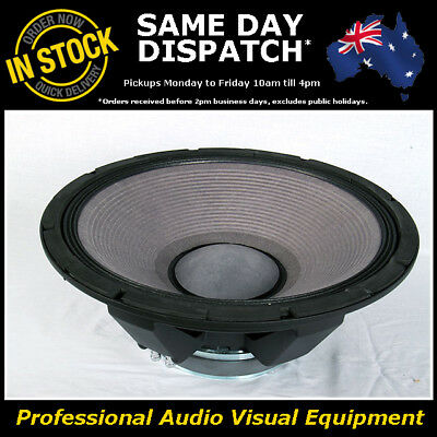 "18"" 600WRMS 4 Ohms PA DJ Speaker Subwoofer Sub Driver 18 Inch Quality Driver"