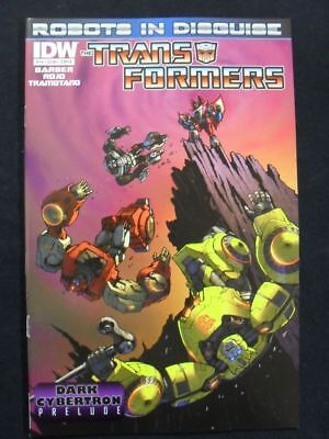 The Transformers: Robots In Disguise #18 Cover A (Idw Comics)