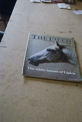 The Field Vintage Magazine 27th October 1984  The White Horses Of Lipica