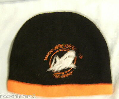 #pp.  Soccer Football Beanie - Terrigal United
