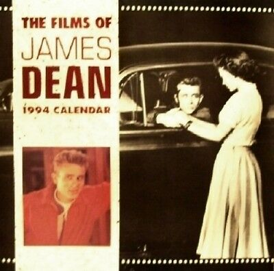 The Films Of James Dean 1994 Calendar/East Of Eden/Giant/Rebel Without A Cause