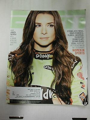 Espn Magazine Danica Patrick, Women In Sports June 11, 2012 061113ame2