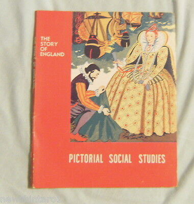 #t1. School Pictorial Studies -  The Story Of England