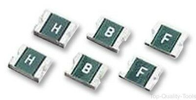 10 X PPTC Resettable Fuse, SMD, POLYFUSE 1210L Series, 350 mA, 700 mA, 6 VDC, -4