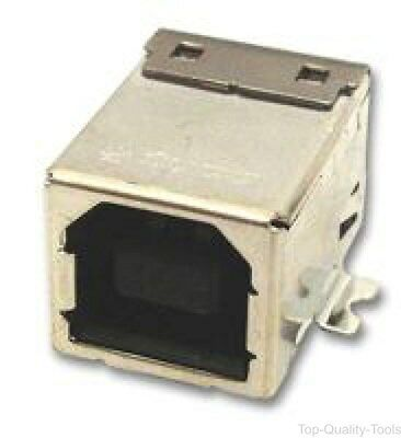 Te Connectivity,1734346-1,connector, Usb, Smt, Type B