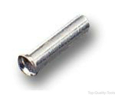 FERRULE, 1MM, PK100, Part # DUCE1010, Pack of 100