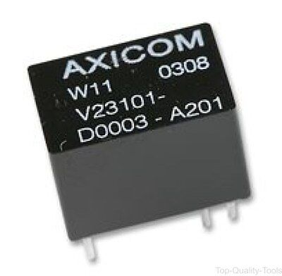 Te Connectivity,v23101-D0006-B201,relay, Pcb, 12Vdc