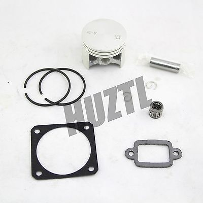 48MM PISTON WITH PIN BEARING GASKET For STIHL CHAINSAW 036 MS360 NEW