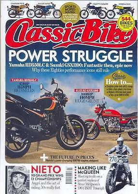 CLASSIC BIKE-July 2013- (NEW)*Post Included To UK/Europe/USA/Canada