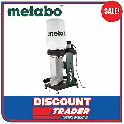 Metabo Chip and Dust Extractor System 0.55kW- SPA 1200