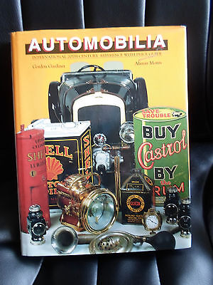 Automobila International 20th Century Reference+Price Guide WELL ILLUSTRATED