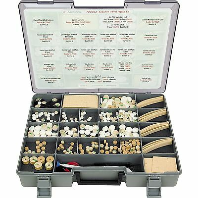 Music Teachers Travel Repair Kit Valentino over 400 pcs *NEW - SAVE $$